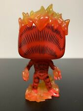 Funko POP! Human Torch Vinyl Figure Bobble head - Marvel 80th Anniversary 501