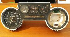 Lancia Fulvia coupè seconda serie strumentazione