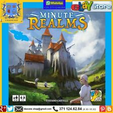 DV Giochi  Minute Realms - il Gioco di Costruzione Città