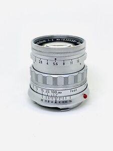 Leica Leitz Summicron 50mm f/2 Rigid V2 M Mount Lens 📦 EXPRESS POST 📦