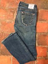 TRUE RELIGION Jeans W 29 L 34 used blau
