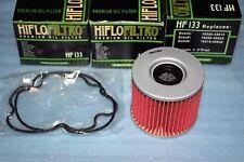 3 filtres à huile Hiflofiltro HF133 SUZUKI GS 450 500 550 850 1000 1100 GSX 750