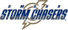 Omaha Storm Chasers (Aaa Kc Royals) MiLb Die-Cut Decal / Sticker *Free Shipping