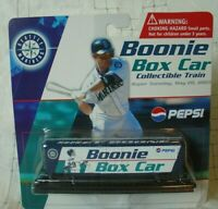 SEATTLE MARINERS MLB Baseball 2003 Train BRETT BOONIE BOX CAR New in Package