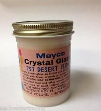 Mayco Ceramic Crystal Glaze Vintage 4 Oz. 757 Desert Flower