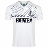 Tottenham Hotspur 1986 Retro Football Shirt Mens