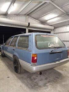 1987 VL Commodore Wagon