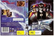 *Mighty Morphin Power Rangers, The Movie*   DVD