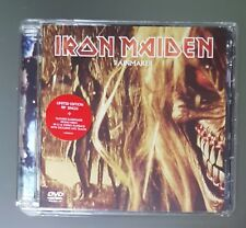 RARE Iron Maiden ‎– RAINMAKER Limited Edition Single DVD @@ NEAR MINT @@
