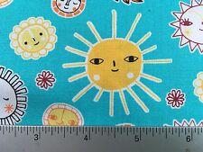 Little Senoritas Sunshine Robert Kaufman  ASD-16536 194 Fiesta - Cotton Fabric
