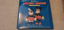 Mickey Mouse Memorabilia Book