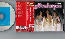 SANDRA-ARABESQUE Super Best JAPAN-ONLY CD NCS-725 w/OBI+P/S Free S&H/P&P