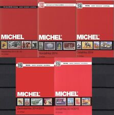 Michel 2013-2015 AFRICA Standard Postage Stamps Catalogue ALL AFRICAN Countries