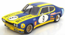 MINICHAMPS 1973 Ford Capri RS 2600 6h Nurburgring ETCC #9 1:18*New! NICE CAR!!