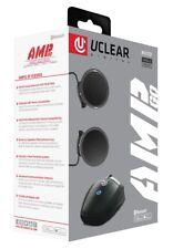 Uclear AMP Go Bluetooth Helmet Audio System w/ Boost 2.0 Speaker 161237