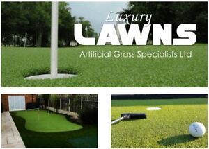 Artificial Grass Pro Putt (£25.00 per m2) ALL SIZES AVAILABLE