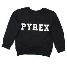 Pyrex Kids Bambino 026426 Nero Felpa Inverno 10 Anni