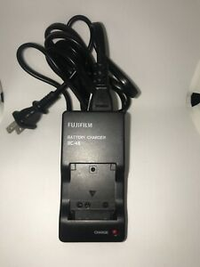 Pre-owned OEM Genuine Original Fujifilm BC-45 Charger Cradle With Power Cord