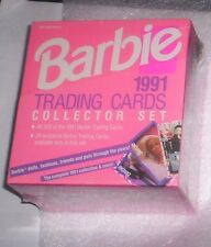Mattel 1991 Barbie Trading Cards Collector Set 300+20 Exclusive, Factory Sealed