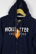 Womens HOLLISTER Hoodie URBAN CALIFORNIA SPORT Hooded SLIM Sweater Large  P39