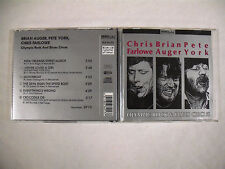 CHRIS FARLOWE BRIAN AUGER PETE YORK  Olympic Rock & Blues Circus CD
