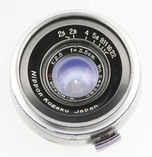 Nikon RF 3.5cm f2.5  #246590