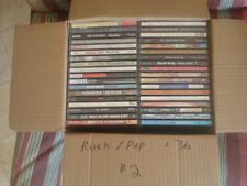 Rock / Pop 36 Cd lot #2 w/ free shipping!