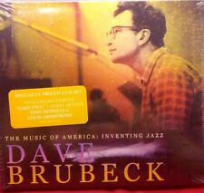 Dave Brubeck, The Music of America: Inventing Jazz CD sealed