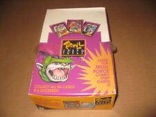 Troll Force Trading Card Box Star Pics 1992
