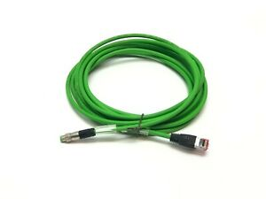 Beckhoff ZK1090-3191-0050 EtherCAT Cable 5m Length