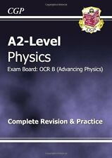 A2-Level Physics OCR B Revision Guide,CGP Books