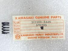 Kawasaki NOS NEW  312300-3446 Spring MB1 50 1970