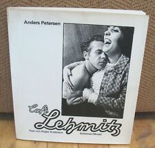 Anders Petersen Cafe Lehmitz Original 1978 True First Ed PB DJ