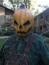 Wolfram Creative Hollow Mask Pumpkinhead Evil Pumpkin Jack o Lantern