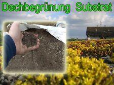30Kg Substrat für Dachbegrünung(0,66€/Kg)  Gründach Begrünung Sedum Pflanzen