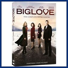 BIG LOVE - COMPLETE HBO SEASON  5 **BRAND NEW DVD **