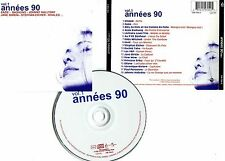 "ANNEES 90 ""Vol. 1"" (CD) 2000 Bashung, Les VRP,..."