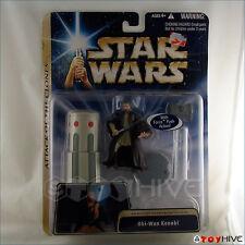 Star Wars AOTC Obi Wan Kenobi Kamino Confrontation