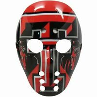 NCAA Texas Tech Red Raiders Goalie Style Warface Mask + FREE SHIPPING!