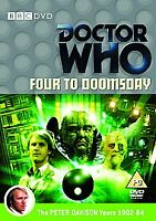 Doctor Who - Four to Doomsday [DVD] Factory sealed - peter davison - disp. 24hrs