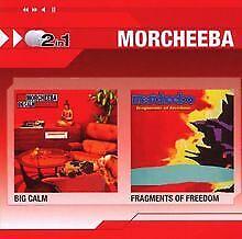 Big Calm/Fragments of Freedom (2in1) von Morcheeba | CD | Zustand gut