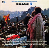 Various Artists : Woodstock: Music from the Original Soundtrack and More -