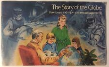 Story of the Globe 1974 Replogle Illustrated Booklets Manual