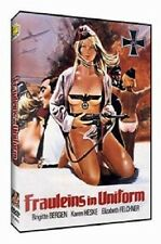 Frauleins in Uniform (DVD, 2012)-sexploitation-she devils of the ss-germany-sex