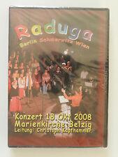 DVD Raduga Konzert 18 Oktober 2008 Marienkirche Belzig Kapfhammer Neu