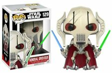 New ! Funko Pop Star Wars General Grievous #129 Vinyl Action Figure Toys