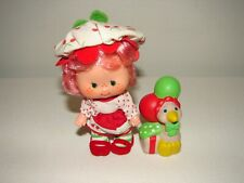 Vintage Strawberry Shortcake Cherry Cuddler Party Pleaser Reintroduced Scent