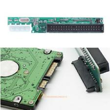 SATA 7+15 TO PATA IDE Adapter Converter Card JM20330 for 3.5/2.5 HDD DVD CD-ROM