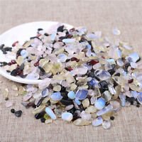 Wholesale 500g Bulk Tumbled Stones Mixed Agate Quartz Crystal Healing Minerals