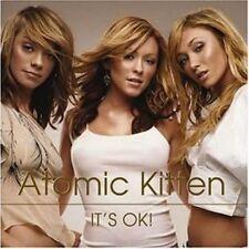 Atomic Kitten It's OK!   CD1, with video